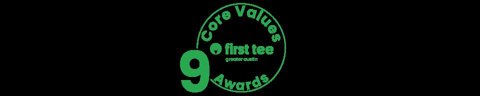 9 Core Values Awards New logo