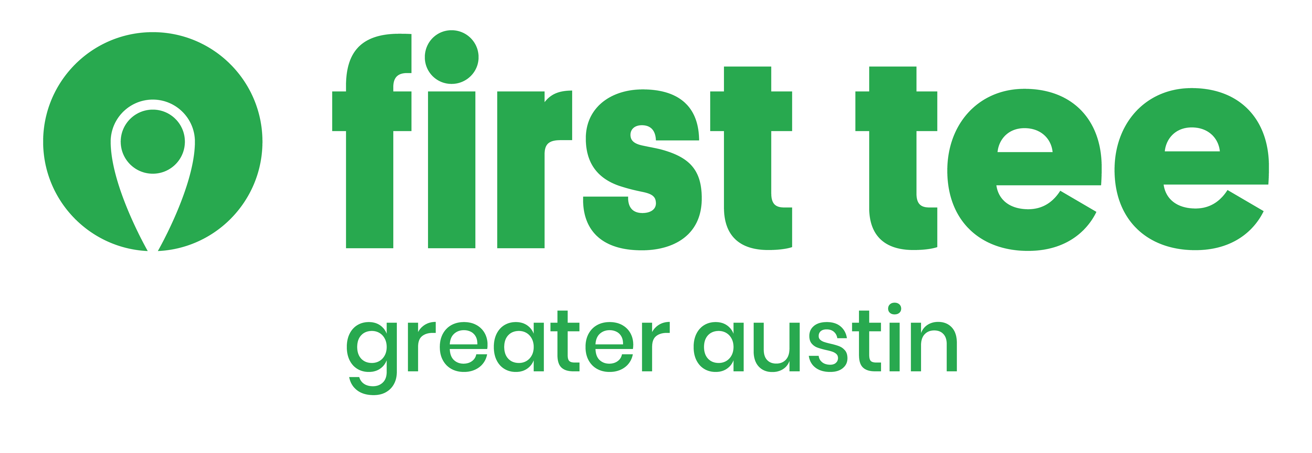 First Tee Greater Austin new logo